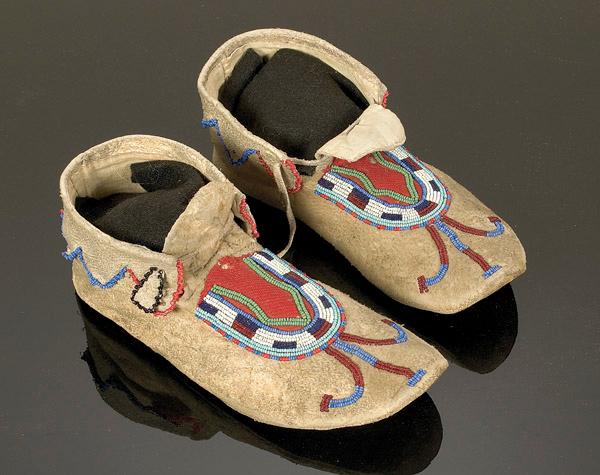 Moccasins-shoe